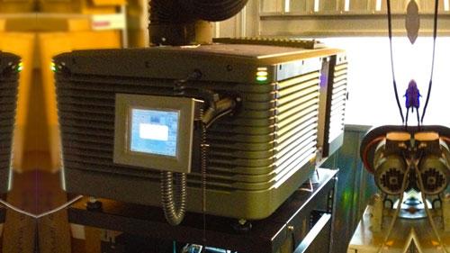 Cabina cinematografica analogico digitale Campo San Polo Venezia