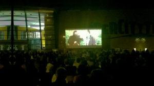 Cinema all'aperto Ipercity Padova