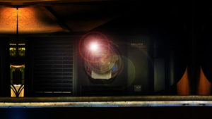 Gamma proiettori digitali cinema Christie 2215