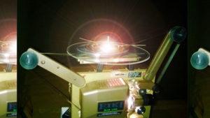 Noleggio proiettore 16 mm pellicola Eiki